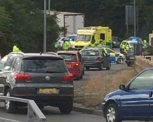 Appeal After Keycol Hill Rush Hour Accident