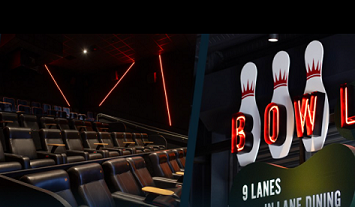 'The Light' Cinema Officially Opens It's Doors