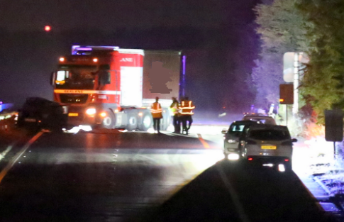 Appeal After Fatal Overnight Collision On The M2