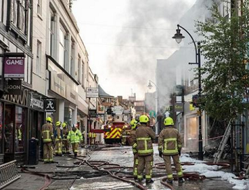 Investigations Continue After Maidstone Overnight Fires