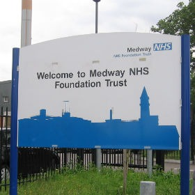 """Special Measures"" At Medway Hospital Trust"