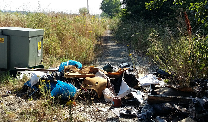 Sittingbourne Fly Tipping Culprit Brought To Justice