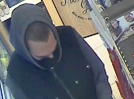 CCTV Image Released In Shoplifting Appeal