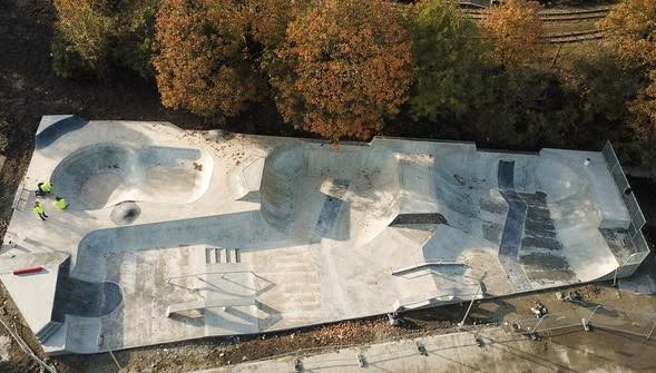 New Mill Skatepark Opening Delayed Again