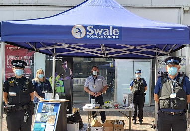 Kent Police Supports ASB Awareness Week