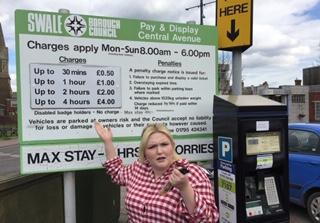 Council Approves Town Centre Car Park Concession