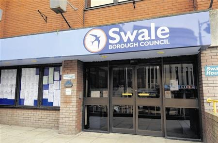 Defibrillators Installed At Swale Council Offices