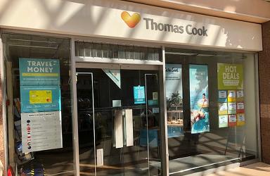 Thomas Cook Last-Ditch Rescue Talks Fail