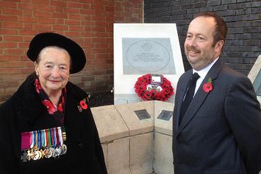 Sittingbourne Commemorates World War I Hero
