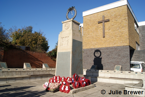Local Remembrance Day Services 2016