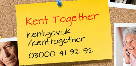 COVID19 - New 'Kent Together' Service Launched