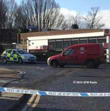 Pedestrian Involved In Accident With Royal Mail Van