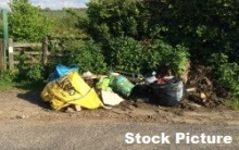 Sittingbourne Builder Fined After Flytipping