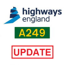A249 Set To Re-open Tomorrow