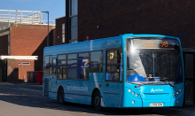 Arriva Announce Bus Social Distancing Measures
