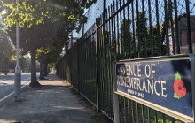 Avenue Of Remembrance Consultation Underway