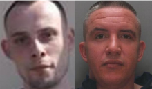 Search For Absconders From HMP Standford Hill