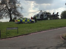 Two SCC Pupils Taken To Hospital After Snipeshill Accident