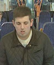 CCTV Released After Attack On Railway Inspector