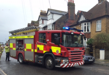 Shed Fire Blamed On 'A Faulty Tumble Dryer'