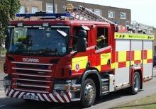 Bedroom Fire Tackled In Sittingbourne