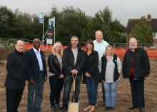 Work Underway At £1 Million Community Centre