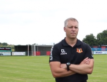 Sittingbourne FC Manager Chris Lynch Resigns