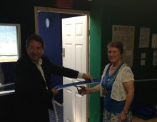 106.9 SFM Launched by Mayor And MP