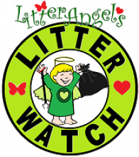 Litter Angels Launch New 'Litter Watch' Initiative
