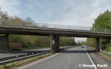 Bricks Thrown At Motorists From Motorway Bridge
