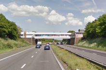 Police Appeal After Weekend M2 Collision