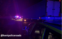Two People 'Seriously Injured' In M2 Collision