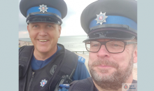 Upchurch PCSOs Commended For Response