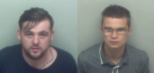Two Sentenced Following Pizza Shop Robbery