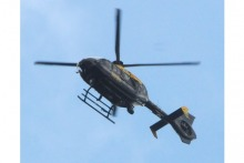Teenager Charged After Laser Shone At Helicopter