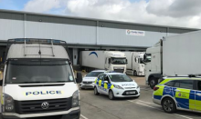 Suspected Illegal Immigrants Found In Teynham Lorry