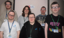 The Team From RPM Records Visit SFM Towers