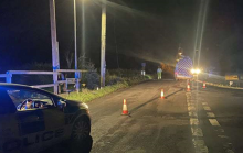 Teynham Homes Without Power After Two-Car Crash
