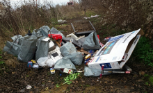 Teynham Woman Fined Following Flytipping