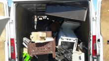 Kemsley Man Fined For Unlicensed Waste Carrying