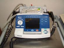 Newly Installed Defibrillator Stolen From Fire Station