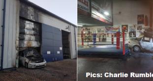'Suspicious' Fire At Sittingbourne Boxing Club
