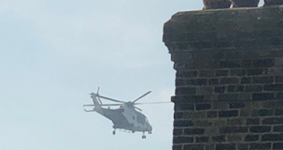 Injured Pedestrian Airlifted To London Hospital