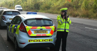Road Safety Campaign Targets Speeding Motorists