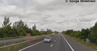 M2 Roadworks Disruption Until Late December